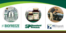 Profit Centers Webinar with standard process, biofreeze and PHS Chiropractic