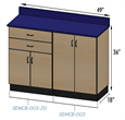Stor-Edge Cabinet Grouping #1