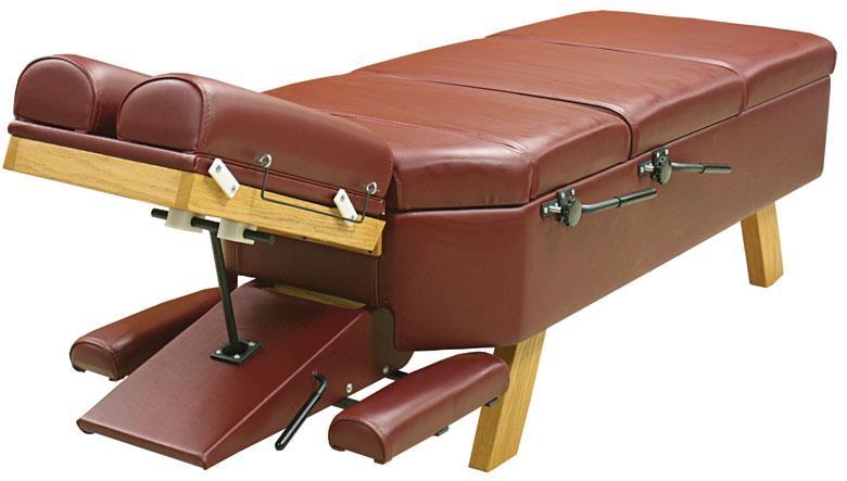 Htg 100 Narrow Shoulder 3 Drop Table Phs Chiropractic