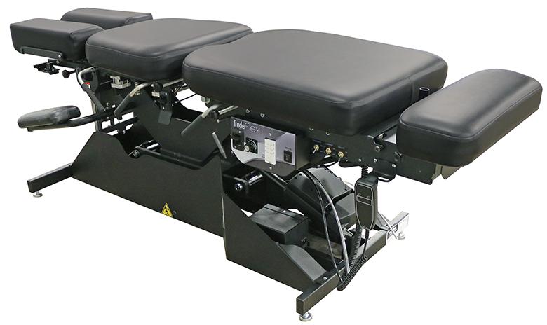 Tradeflex E9018 Auto Flexion Table Phs Chiropractic