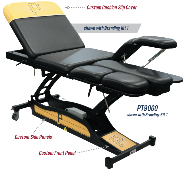 Last Leg And Shoulder Therapy Table Phs Chiropractic