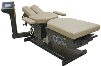 DOC Decompression Table