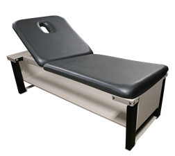 ME2000 Elevating Treatment Table [Open cabinet]