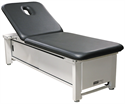 ME2000 Elevating Treatment Table- [One side cabinet doors]