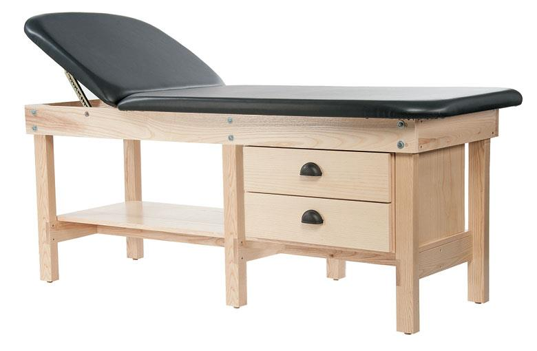 6 Leg Edge Sport Wood Treatment Table