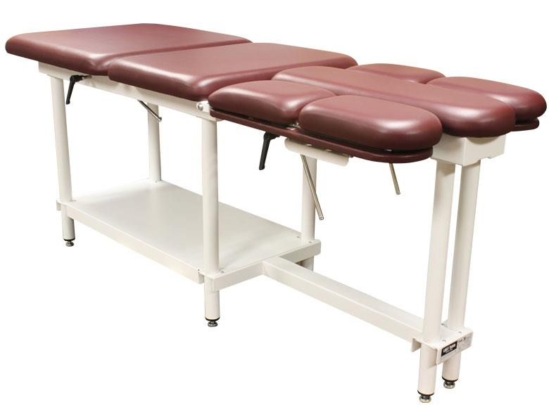 Last Leg And Shoulder Therapy Stationary Table Phs